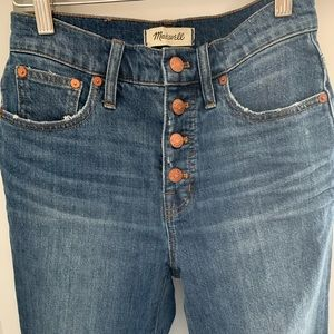 Madewell Jeans - Madewell Perfect Vintage Jeans